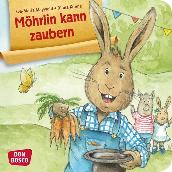 "Minibuch ""Möhrlin kann zaubern"""
